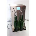 Filler - WEBF2  - 2 Spout Bottle Filler with Gas Purge