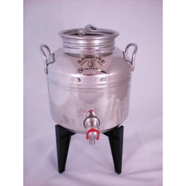 Fusti - 3 Litre with stand