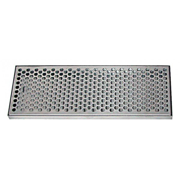 "Drip Tray - Stainless Steel  12"" X 5"""