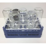 Bottle washer tray  Growlers