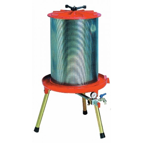 Bladder Press - 80 Litre