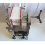 Filter - 10 pad plate & frame filter