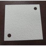Filter Pads #1 Coarse with holes - 100 pack