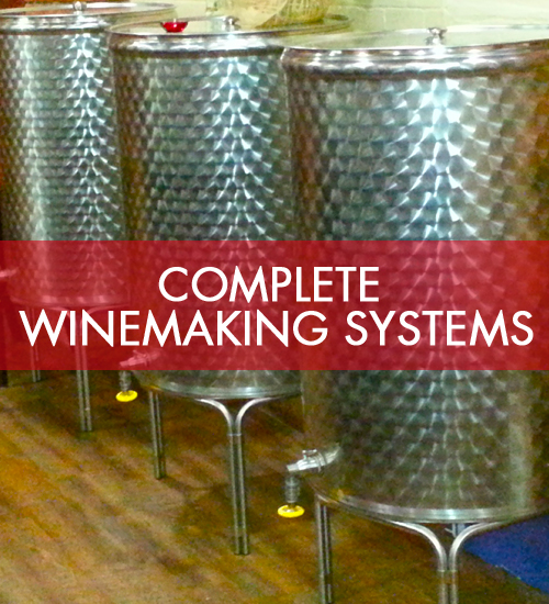 Complete Winemaking Systems