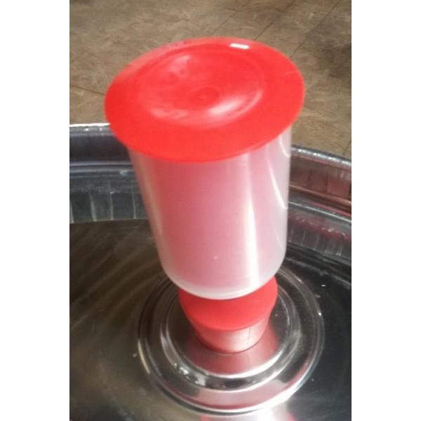 Air Lock - Red Jumbo