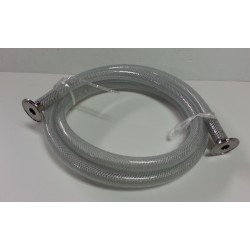 Transfer Hoses with tri-clamp fittings